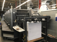 Heidelberg CD 102 6+L up for Auction